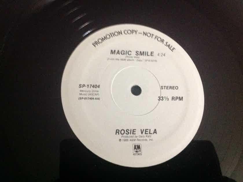 Rosie Vela Magic Smile Promo 12 Inch Gary Katz Producer