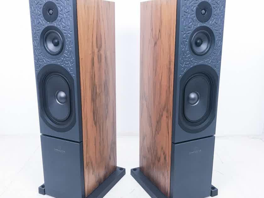 Linn  Keltik Floorstanding Speakers; Cherry Pair (3062)
