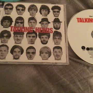Talking Heads Japan SHM-CD With OBI Best