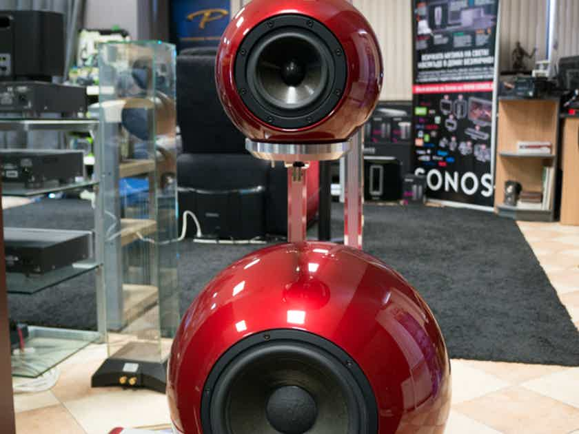 Proclaim Audioworks DMT-100 Inferno Red EXTERNAL CROSSOVER, MSRP PRICE $40'000