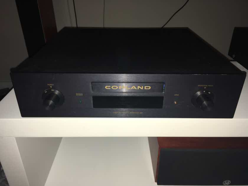 Copland CDA-266 HDCD CD Player