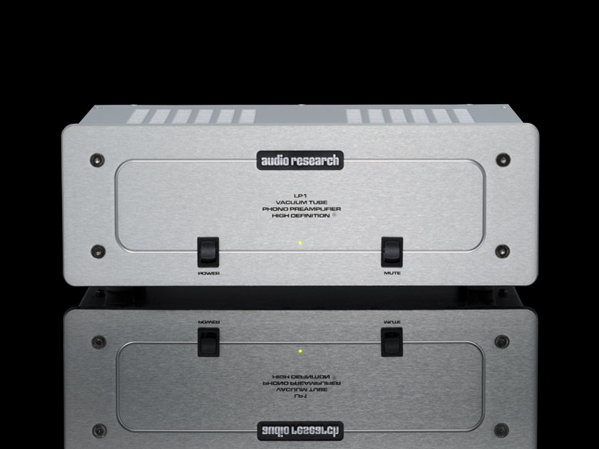 Audio Research LP1 Phono stage New in box, 3 year factory warranty. Free shipping!!