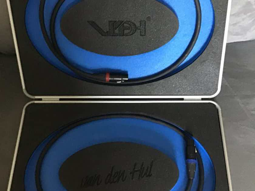 Van den Hul  Carbon Nano Tube Balanced XLR - State of art - Make Offer