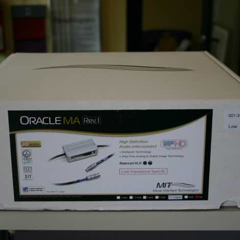 MIT Oracle MA Rev. 1