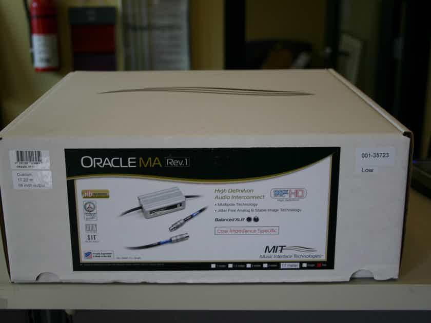 MIT Oracle MA Rev. 1