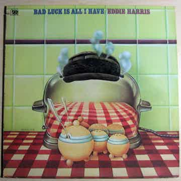 Eddie Harris - Bad Luck Is All I Have - 1975 Atlantic ‎...