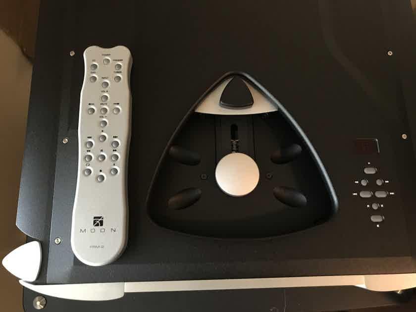 Simaudio moon Andromeda RS CD player