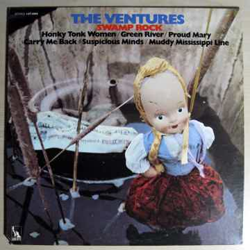 The Ventures - Swamp Rock - 1969 Liberty LST-8062