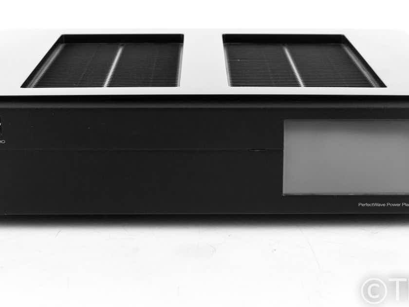 PS Audio Power Plant 5 AC Power Line Conditioner; P5; Regenerator; Black (21467)