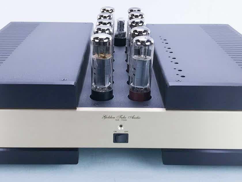 Golden Tube Audio SE-100 Stereo Tube Power Amplifier GTA SE100 (15661)