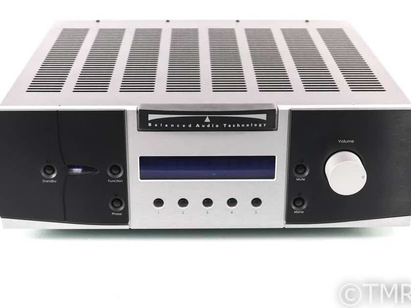BAT VK-300x SE Stereo Tube Hybrid Integrated Amplifier; Balanced Audio Technology (28341)