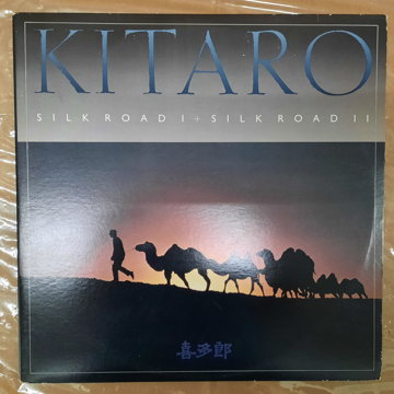 Kitaro Silk Road I & Silk Road II