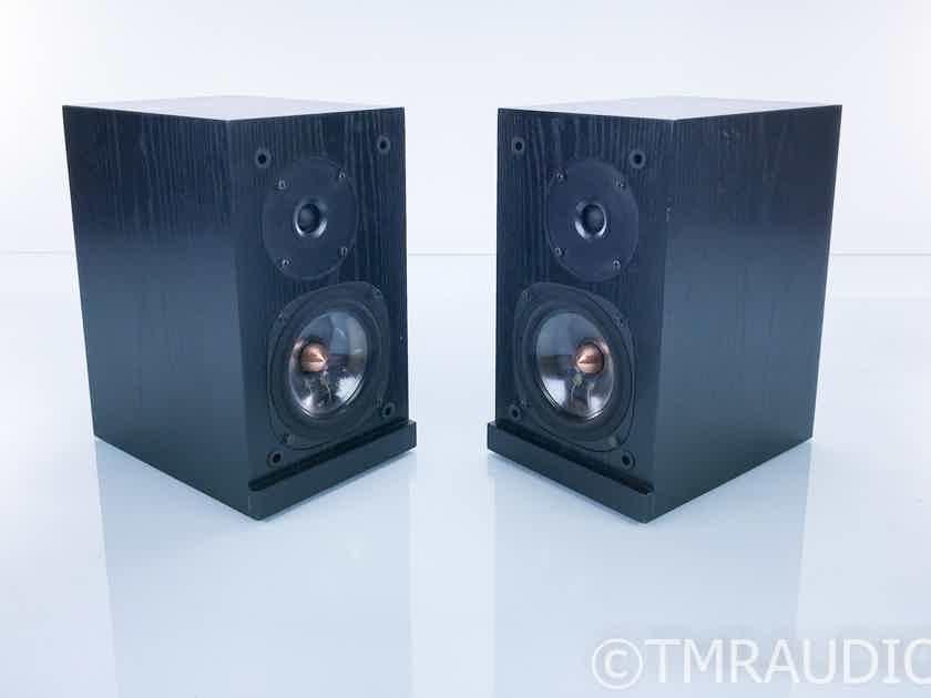 ProAc Response 1SC Vintage Bookshelf Speakers; Black Pair (Upgraded) (17767)