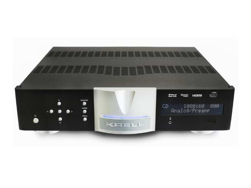 Krell Vanguard Digital Integrated Amp: MINT Demo; 5 Yr. Warranty; 40% Off; Free Shipping