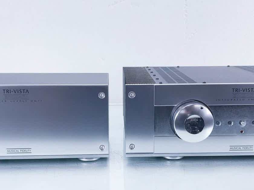 Musical Fidelity Tri-Vista 300 Stereo Integrated Amplifier  (13665)