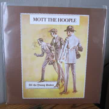 MOTT THE HOOPLE, ALL THE YOUNG DUDES, 180 GRAM, ABSOLUT...