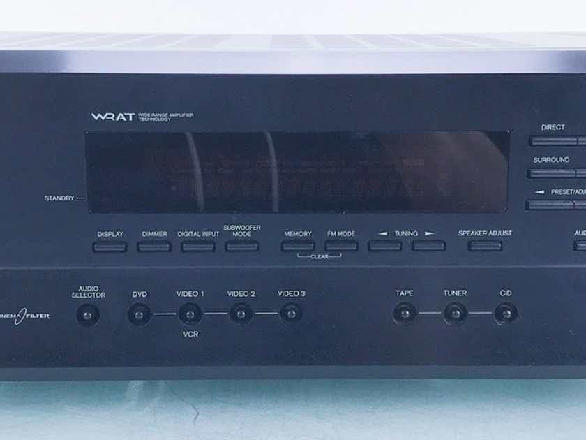 Onkyo HT-R510 5.1 Channel Home Theater Receiver; HTR510 (16005)