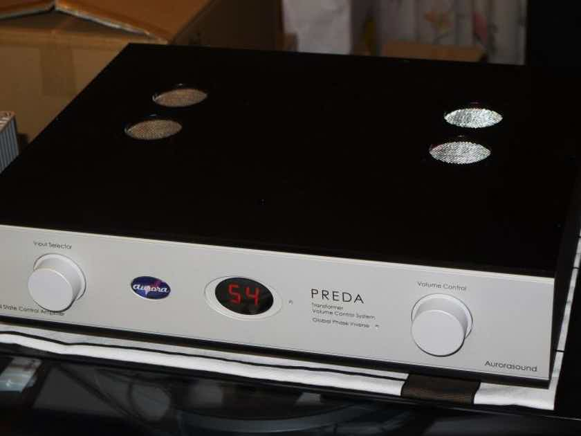 Aurorasound PREDA - preamplifier - StereoTimes Most Wanted Component 2015