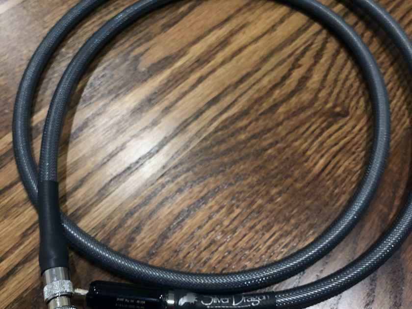 Moon Audio Silver Dragon 45% off list! 1.5m Digital Cable; mint