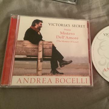 Andrea Bocelli Victoria's Secrets Presents Mistero Dell' Amore