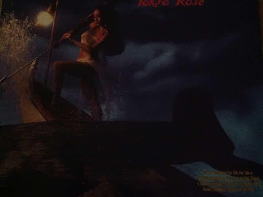 Van Dyke Parks - Tokyo Rose Warner Brothers Records Viny LP NM