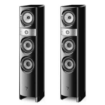 Electra 1028 Be II Floor Speakers