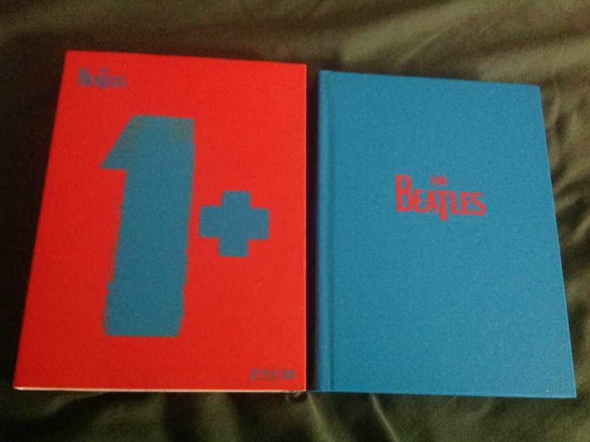 The Beatles - 1 2 Blu Ray + 1 Compact Disc