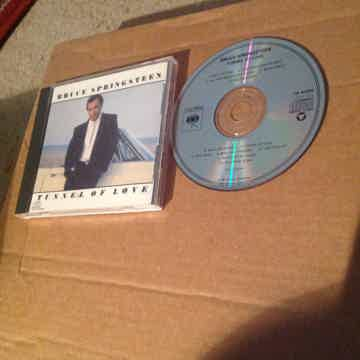 Bruce Springsteen  - Tunnel Of Love Not Remastered Colu...