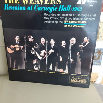 The Weavers Reunion at Carnegie Hall