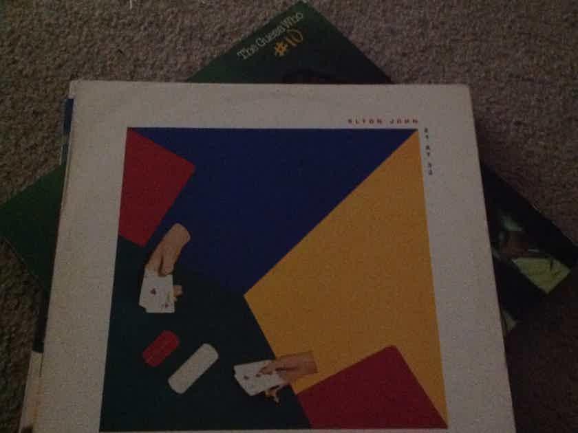 Elton John - 21 At 33 MCA Records Vinyl LP NM
