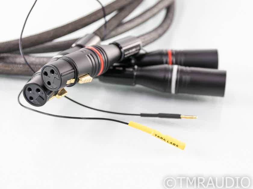 Tara Labs The One ISM Onboard XLR Cables; 2m Pair Balanced Interconnects (25066)