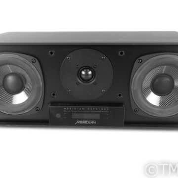 Meridian DSP3100HC Digital Powered Center Channel Speaker