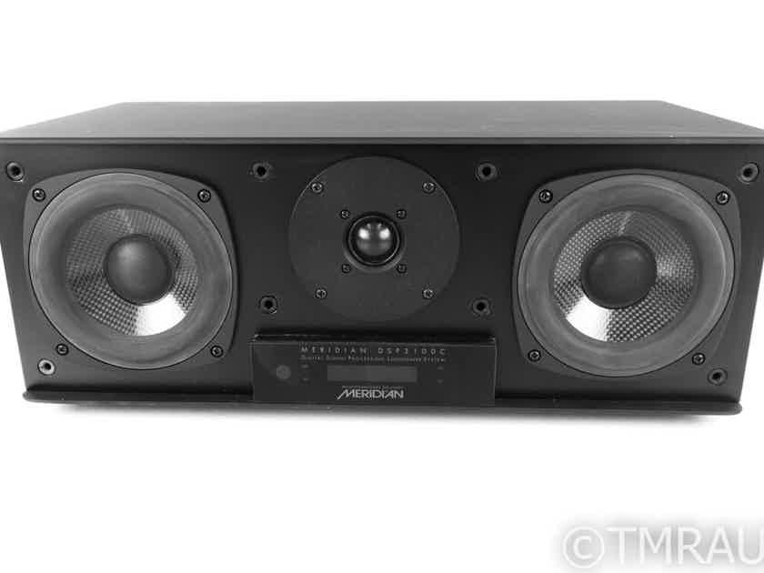 Meridian DSP3100HC Digital Powered Center Channel Speaker; DSP3100C (21596)