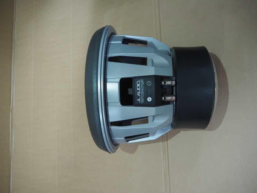 JL Audio 13W7-D1.5: 13.5-inch, W7 Series Subwoofer