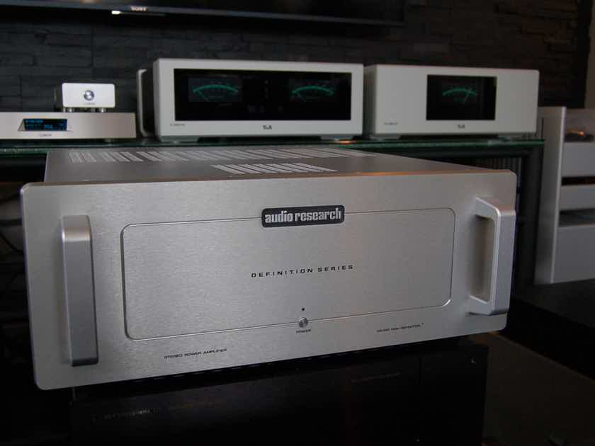 Audio Research Corp. ARC  DS450 DS 450 450W x2 Class D Stereo Amplifier