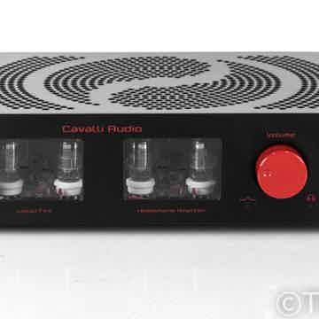 Cavalli Audio Liquid Fire Tube Headphone Amplifier