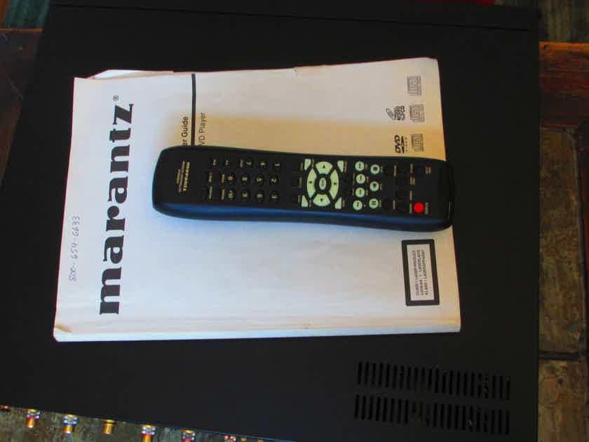 Marantz DV9600 Underwood HiFi Modified Universal SACD/CD/DVD FREE SHIPPING