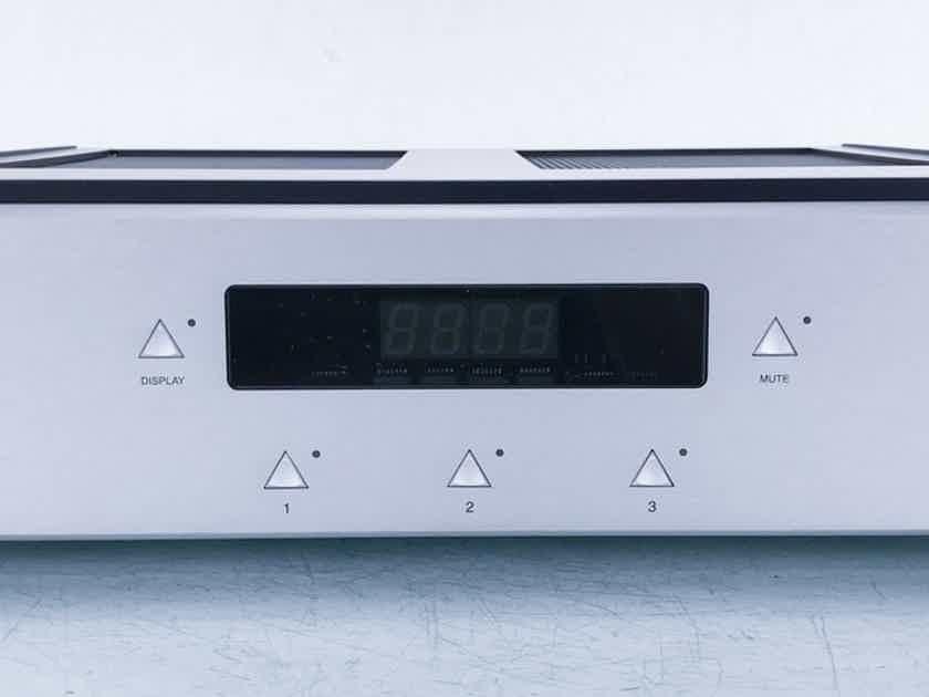 Aesthetix Rhea MM / MC Phono Preamplifier Remote (15417)