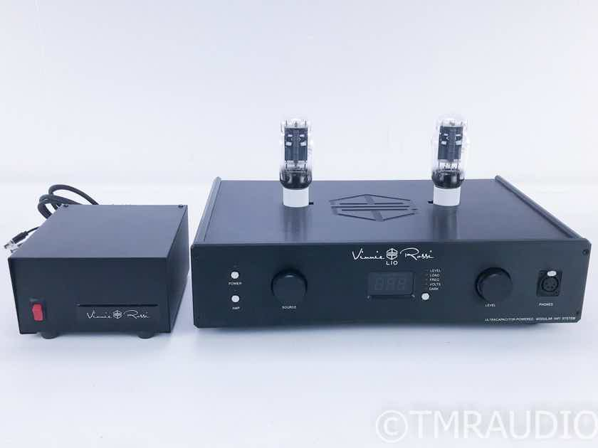 Vinnie Rossi LIO Modular Stereo Tube Preamplifier; MM / MC Phono (16411)