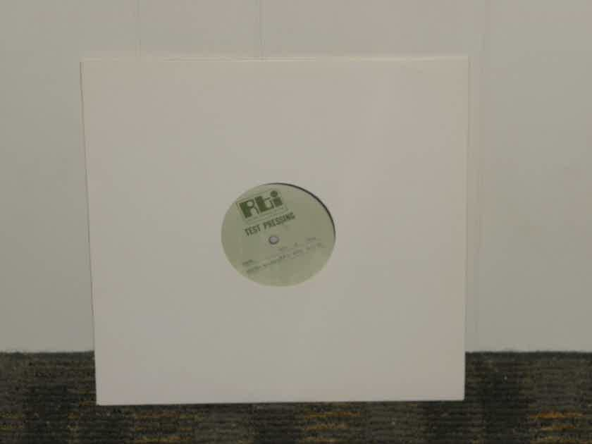 "Johanos/Dallas Symphony Orchestra - Copland ""Fanfare For The Common Man""+more Analogue Prod / RTI Test Press"