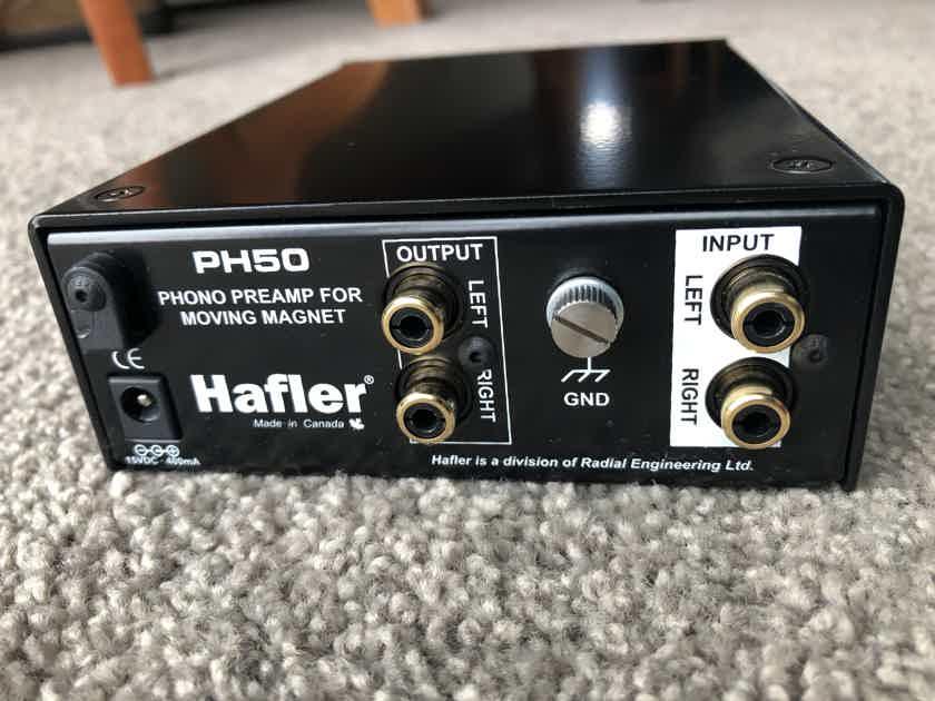 Hafler PH50 MM Phono Stage