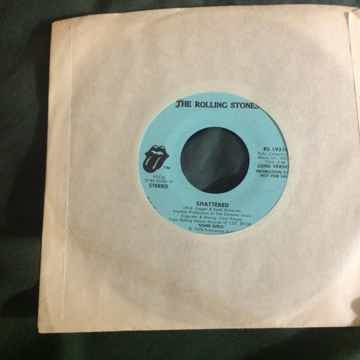 Rolling Stones - Shattered Rolling Stones Records Promo...