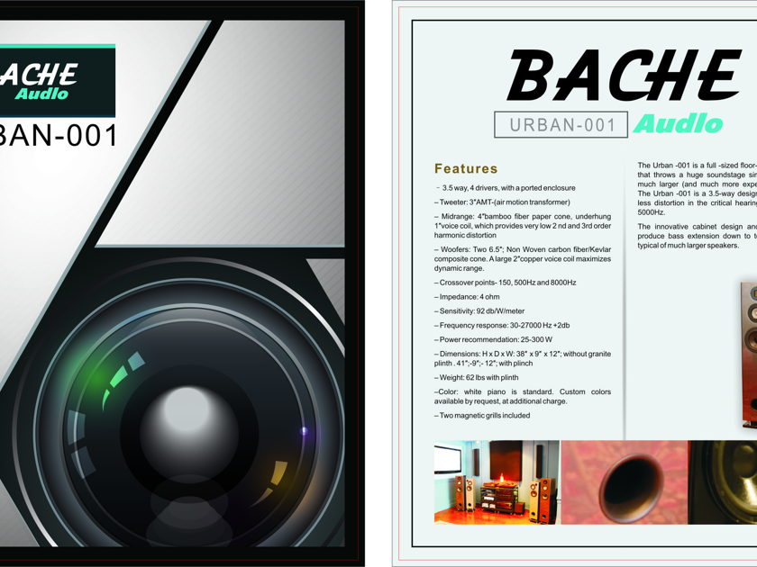 Bache Audio Urban-001