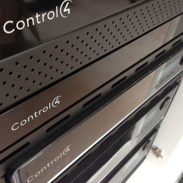 Control4 Complete Rack System