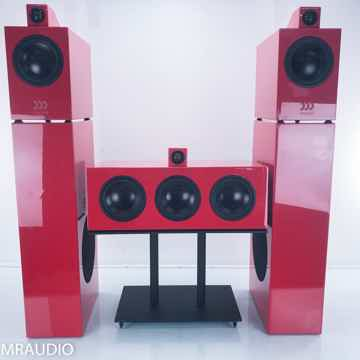 Octave 5.2M 5 Speaker Surround System