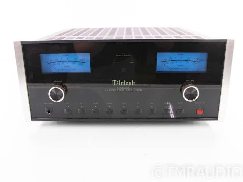 McIntosh MA6300 Stereo Integrated Amplifier; MA-3600 (18754)