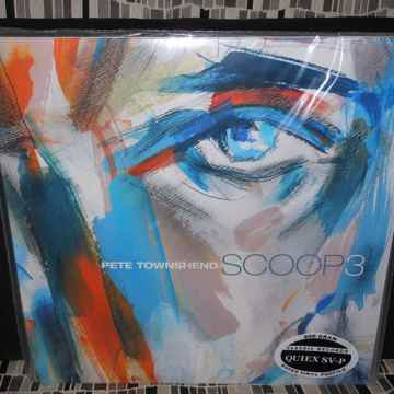 Pete Townsend - Scoop 3 - 3LP Set - OOP!!! Quiex SV-P -...
