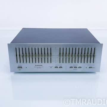 Pioneer SG-9800 Vintage 12-Band Graphic Equalizer EQ; A...