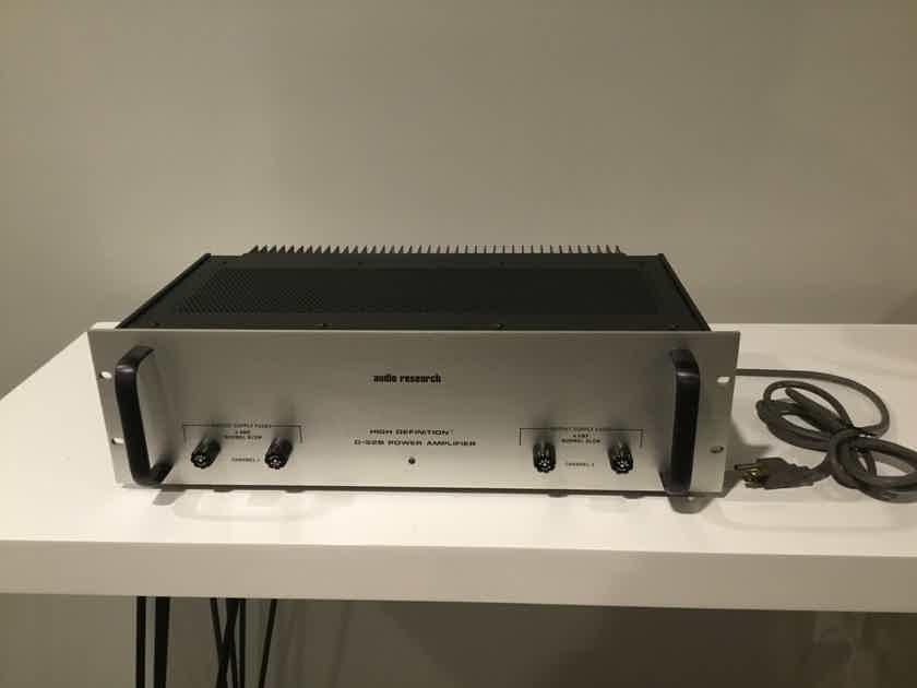 Audio Research D-52b