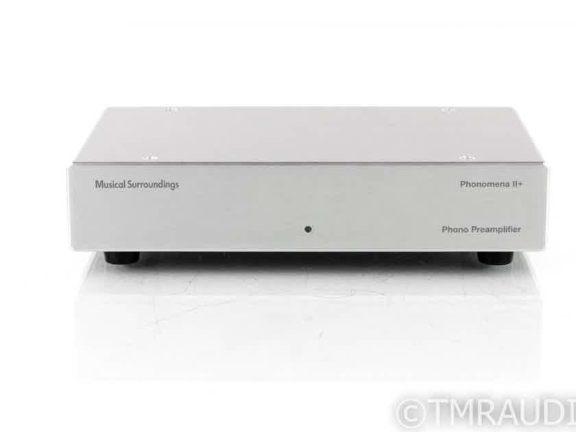 Musical Surroundings Phonomena II+ MM / MC Phono Preamplifier; 2-Plus (19926)